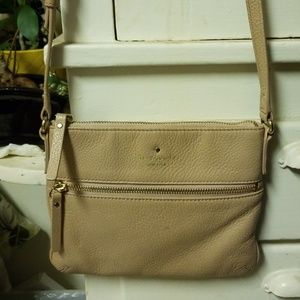SALE: Kate Spade Leather Crossbody